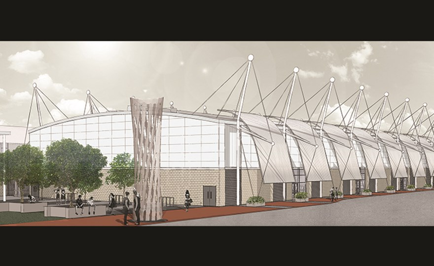 HBF-Arena-redevelopment-Wanneroo-Basketball-Association