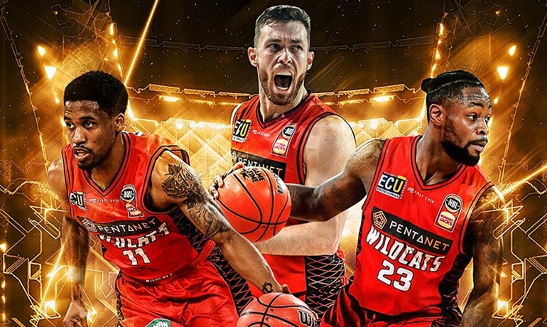 RAC Arena - Events - Perth Wildcats - 1900 x 450