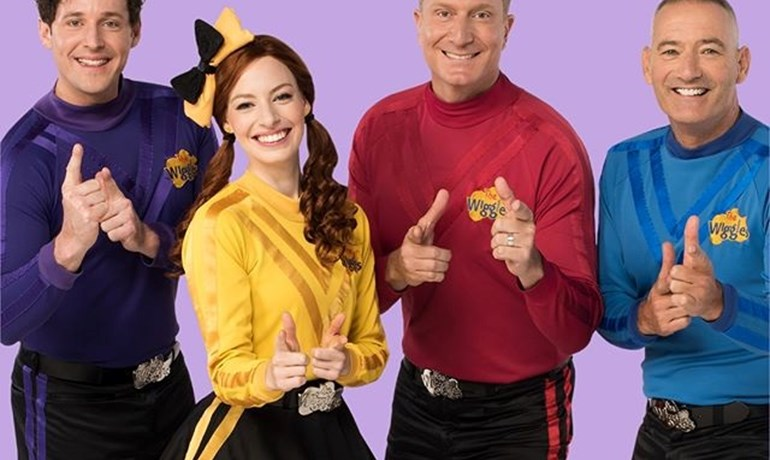 The Wiggles – Party Time! Big Show